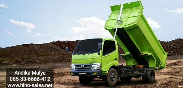 HINO NEW DUTRO 130 HD X-POWER