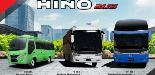 MARKETING BUS HINO