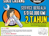 FREE SERVICE PROGRAM