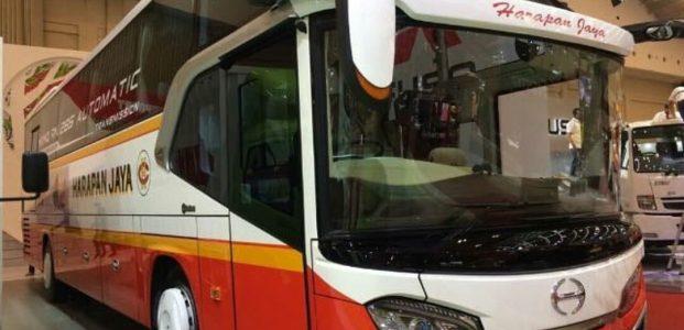 HINO BUS RN 285 AT