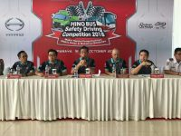 HINO BUS SAFETY DRIVING COMPETITION  2018