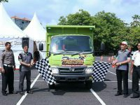 Hino Dutro Safety Driving Competition di Bali