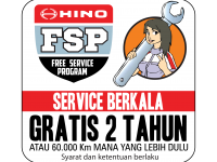 PROGRAM SERVICE HINO