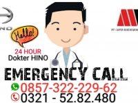 EMERGENCY CALL HINO