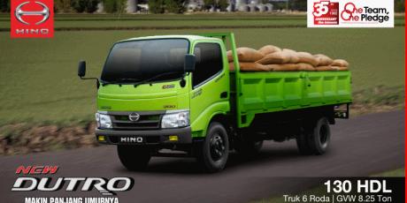 Dutro 130 HDL Cargo