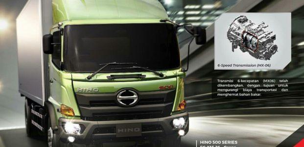 HINO FG 235 JS