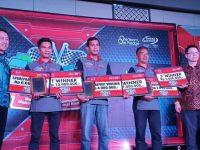 Pemenang Hino Safety Driving