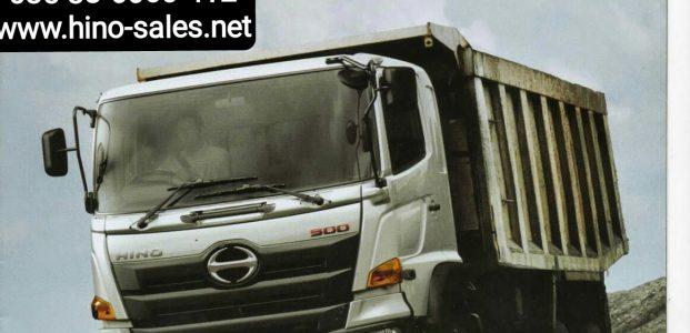 Harga Dump Truck Hino Ranger