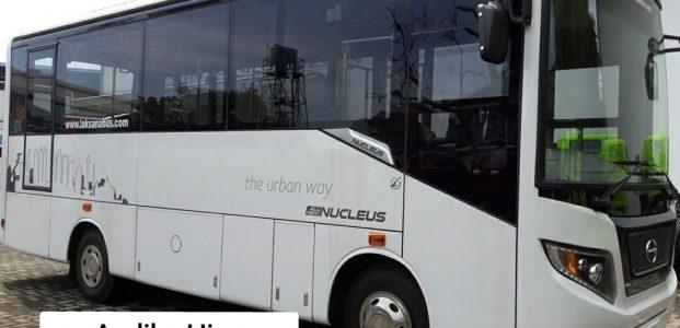 PENJUALAN HINO BUS & TRUCK