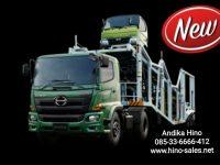 Hino Tractor Head 2018