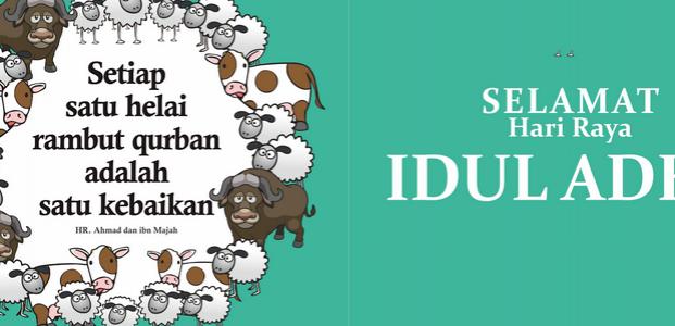 Selamat Hari Raya Idul Adha 1439