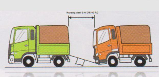 Tips menderek kendaraan Hino yang benar dan tepat