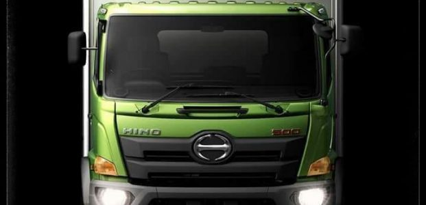 MARKETING TRUK HINO