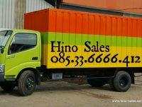 HINO DUTRO 130 MDL BOX