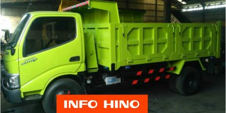 DUMP TRUK 130 HD XPOWER 2021