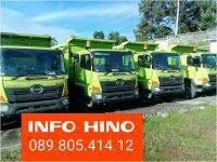 HINO FM 260 JD NIK 2021
