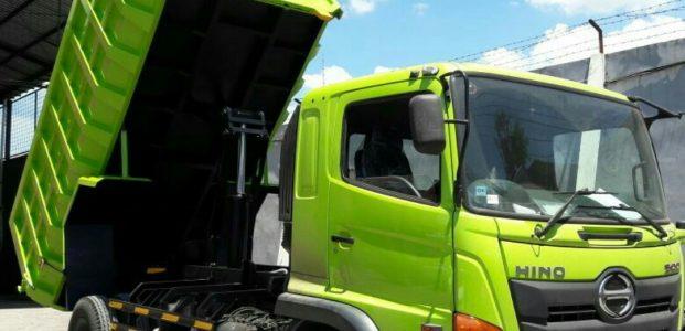 Tips Perawatan Dump Truck